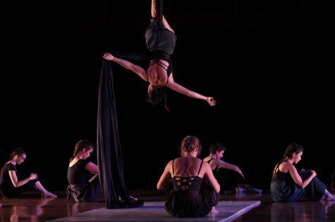 Thrilling Performances and Choreography Elevate Senior Dance Concert