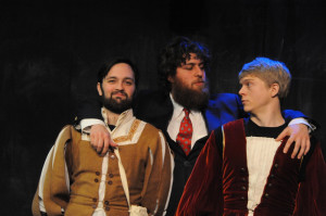 When Hamlet Meets the Absurd: Oberlin Theater Does 'Rosencrantz and Guildenstern Are Dead'