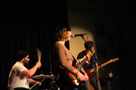Feature Photo: Waxahatchee and Swearin' at the Cat