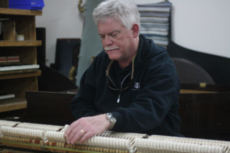 Profile: John Cavanaugh on the Art of Piano Tech