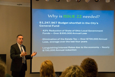 "Local Leaders Deliver ""State of the City"" Address"