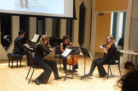 Performance of Piazzolla Turns to Discussion of Rare Autoimmune Disease