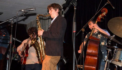 Coltrane's Life Work Honored in Student Concert