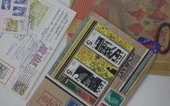 Art Libary Displays Selections from Vast Mail Art Collection
