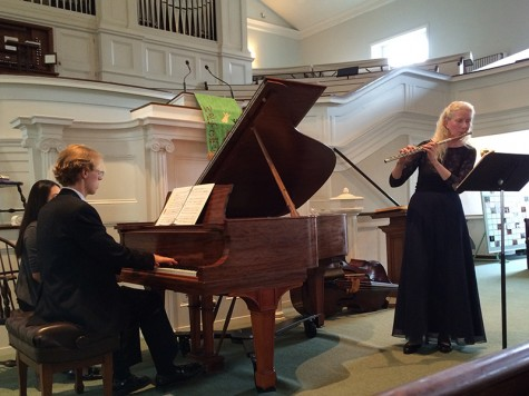 Jazz, Classical Faculty Perform on Refurbished Piano
