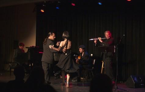 Argentine Trio Performs Cohesive, Expressive Set