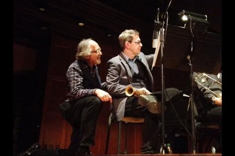 Feature Photo: Art Spiegelman at Convocation