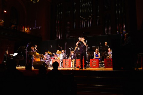Fall OJE Concert Features Virtuosic, Lively Soloists