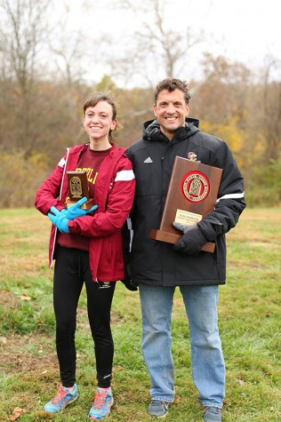 Cross Country Finishes Season as NCAC Champions