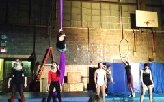 In Pandora's Box, Aerialists Personify Assortment of Evils