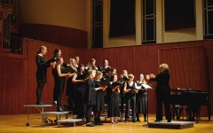 Choir Struggles with Timbre, Delivers Spirited Concert