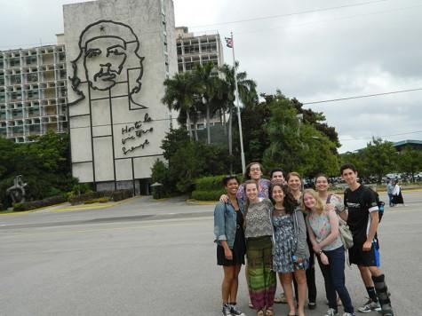 Students Challenge American Perceptions of Cuba