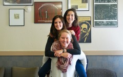 In the Locker Room with Mayada Audeh, Jackie McDermott and Sarah Hughes