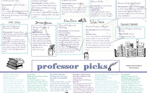 Professor Picks