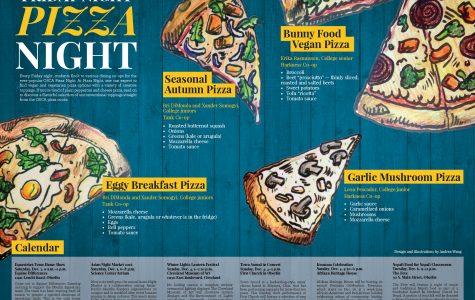 Friday Night, Pizza Night