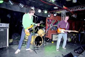 Homostupids play the 'Sco last Monday.