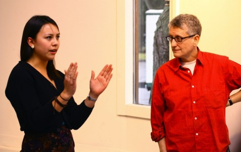 Artist Roni Horn Displays Multiple Personalities During Visit to Oberlin