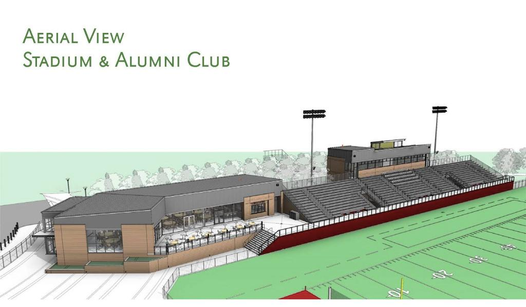 Plans for the Austin E. Knowlton Athletic Complex are under way; the official groundbreaking ceremony will take place on Saturday. The $8 million donation marks the biggest donation Oberlin has received for athletics.