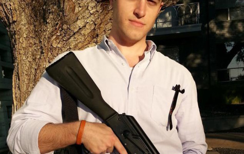 Off the Cuff with Cody Wilson, developer of firearm printing software