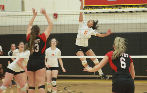Volleyball Team Takes 6th at Conferences