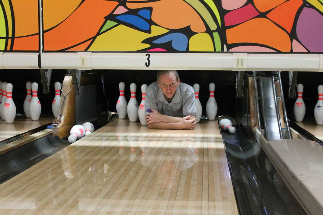 Tom Reid, bowling instructor and coach