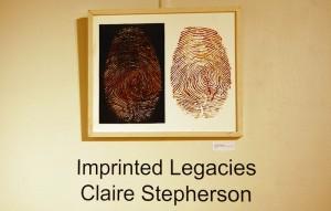 """Imprinted Legacies"" Takes on Family History"