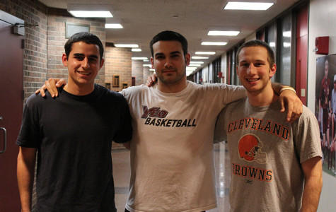 In the Locker Room With Jeff Schweighoffer, Danny Baldocchi and Mitch Novak