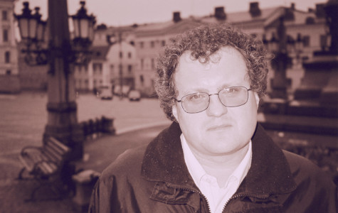 Off the Cuff: Leonidas Donskis, Lithuanian scholar of philosophy and politics, human rights advocate and member of the European Parliament