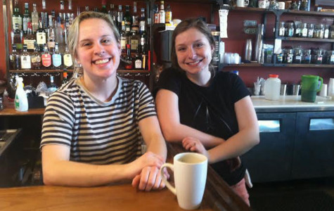 Off the Cuff: Hannah S-P and Lonnie Bass, Slow Train baristas