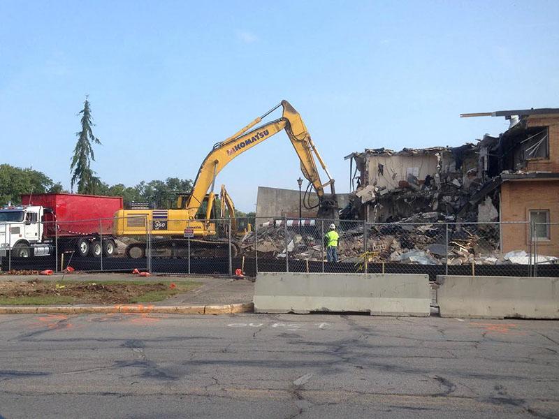 News Brief: Inn Construction Begins