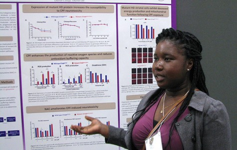 Research Conference Recognizes Minority STEM Students