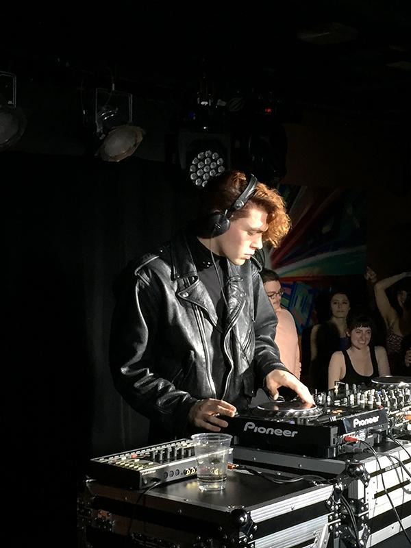 Electronic music artist SOPHIE incited headbanging and fist-pumping in Friday night's 'Sco crowd. The British producer's sound differed from many other established electronica acts.