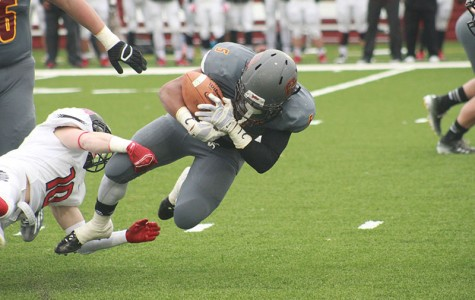 Football Team Loses Third Straight Game to Bishops