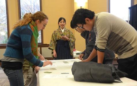 Feature Photo: Karuta Workshop