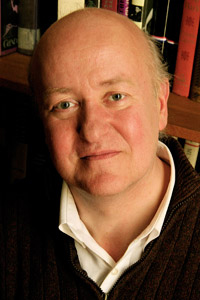 Pulitzer Prize-winning music critic Tim Page, who will teach the Advanced Music Criticism class this spring.