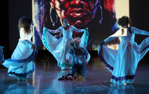 Mahon Uses Choreography to Share Healing Proc'ess in 'Crossing Rivers'