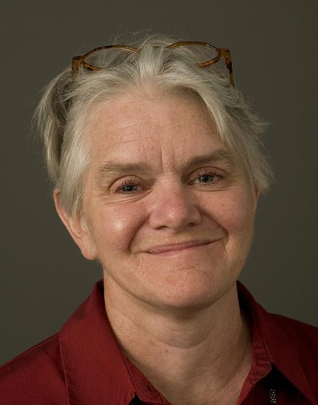 Susan Ackerman, Preston H. Kelsey Professor of Religion and professor of Jewish studies and women's and gender studies at Dartmouth College, who gave a series of talks earlier this week during the Haskell Lecture Series