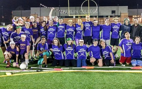 Rising Popularity of Quidditch Hits Oberlin