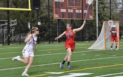 Denison Big Red Spoils Senior Day for Women's Lacrosse
