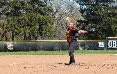 Feature Photo: Softball