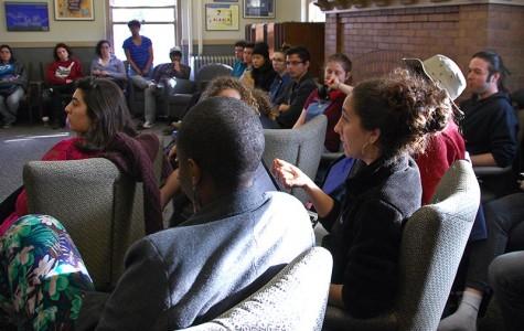 Senate Forum Focuses on New Student Support Fund