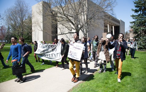 Students Meet with Frandsen After Protests