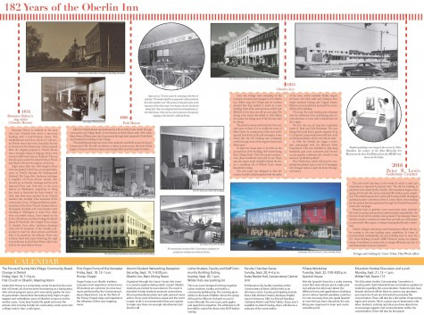 This Week: 182 Year of the Oberlin Inn