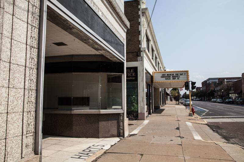 Lorain County's Broadway Avenue will be the site of the new FireFish Arts Festival. James Levin, the festival's organizer, envisioned the event as a way to revitalize a neglected area of town.