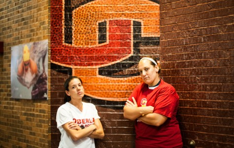 In The Locker Room with Tiffany Saunders and Sara Schoenhoft