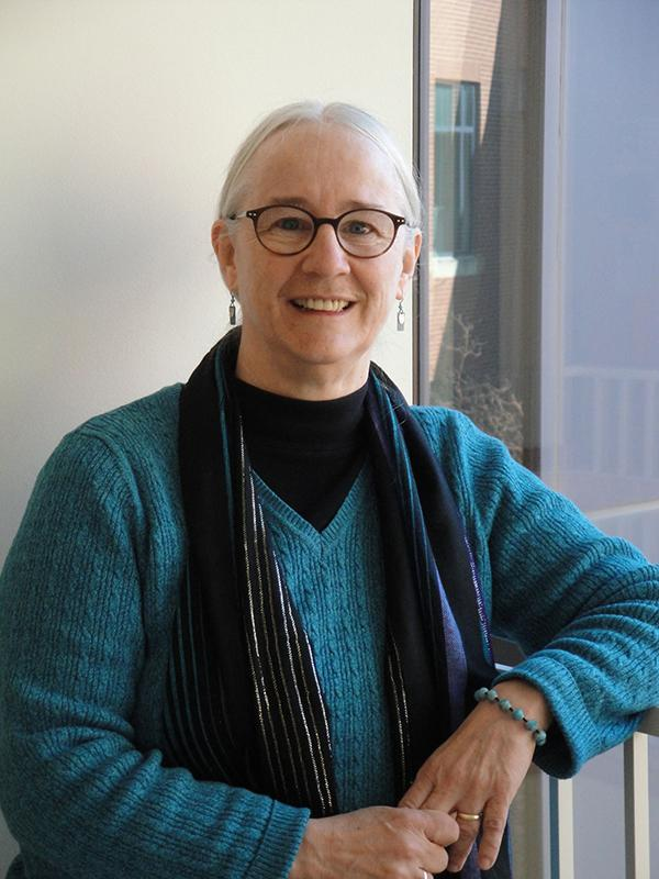 Neuroscience Professor Jan Thornton, who recently published a review of the impact of hormones on the development of Alzheimer's disease.