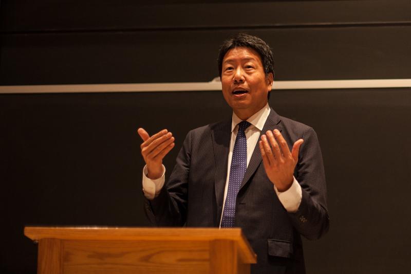Feature Photo: Kent Wong, UCLA professor and activist