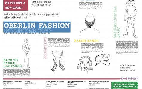Oberlin Fashion Starter Kit