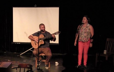 Political Folk Group Pays Tribute to Salvadoran Civil War