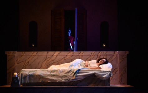 Field Crafts Sensitive Production of 'Lucretia'